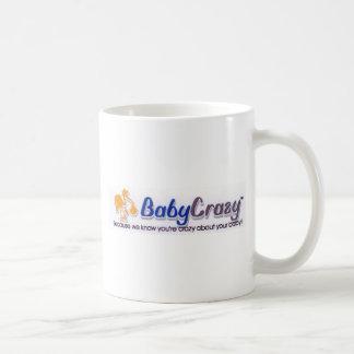 Productos del regalo del logotipo de BabyCrazy Taza Clásica