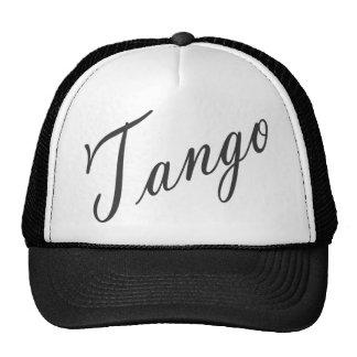 ¡Productos del tango! Gorras