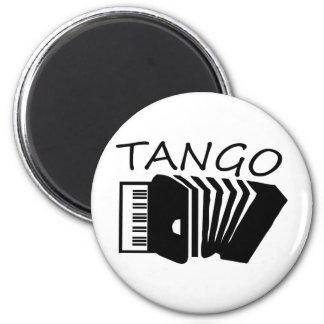 ¡Productos del tango Imán Para Frigorifico