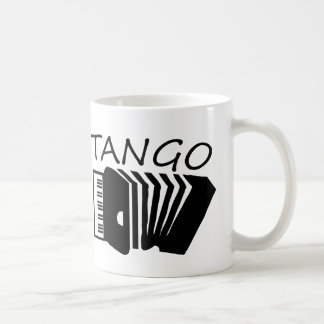¡Productos del tango! Tazas De Café