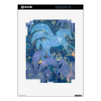 Productos del unicornio calcomanía para iPad 2