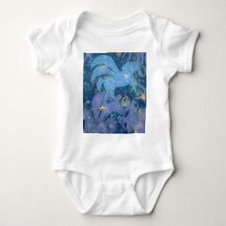 Productos del unicornio mameluco de bebé
