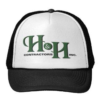 Productos delanteros del logotipo de H&H Contracto Gorro