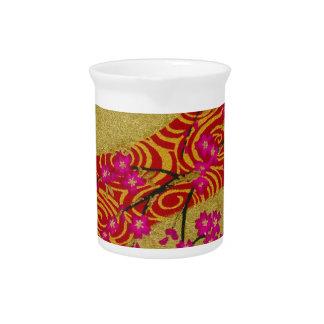 Productos elegantes de OrientalFloral PatternMulti Jarron