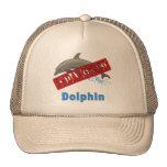 Productos en peligro del delfín gorro