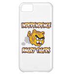 Productos enojados de los tigres de la independenc