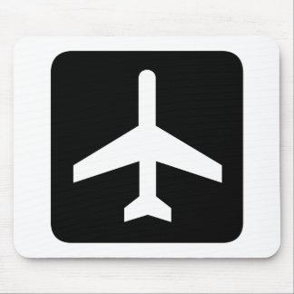 ¡Productos frescos del avión! Tapetes De Raton