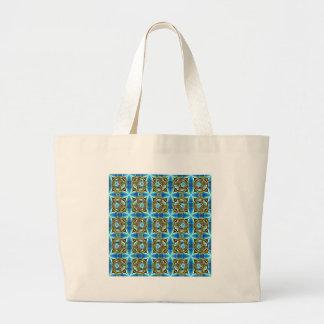 productos geométricos multi bolsa de mano