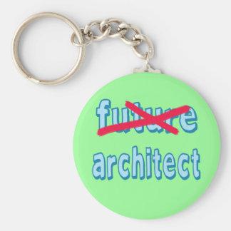Productos graduados del arquitecto llaveros personalizados