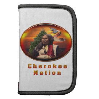 Productos indios cherokees planificadores