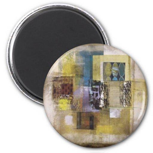 productos inspirados por el arte imán redondo 5 cm