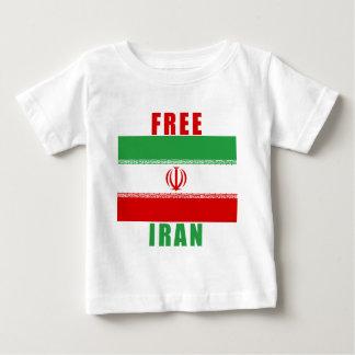 Productos libres de Irán Playera Para Bebé