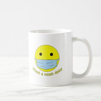 Productos médicos del humor taza