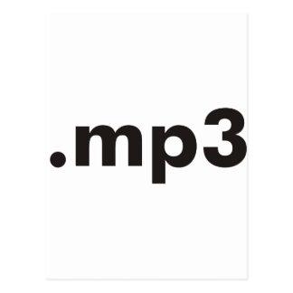 ¡productos mp3 y diseños! tarjetas postales