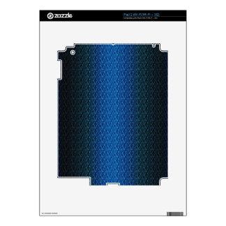 Productos multi del modelo azul marino de la iPad 2 calcomanías