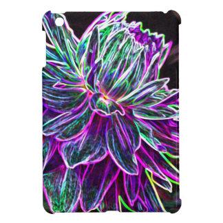 Productos multicolores de la dalia del borde que b iPad mini carcasa