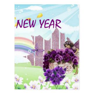 (productos múltiples] Año Nuevo Postales