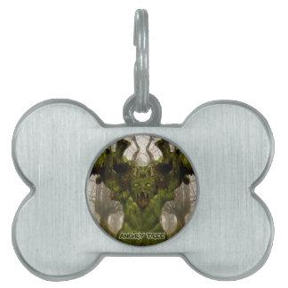 Productos múltiples de los regalos enojados del placas de nombre de mascota