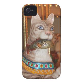 Productos múltiples de lujo del gato iPhone 4 Case-Mate protectores