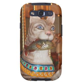 Productos múltiples de lujo del gato samsung galaxy s3 protectores