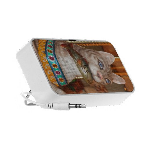 Productos múltiples de lujo del gato portátil altavoces