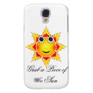 Productos múltiples de- Sun del gancho agarrador Funda Para Galaxy S4