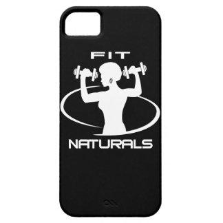 Productos naturales aptos iPhone 5 carcasa