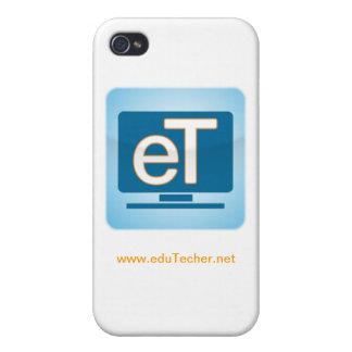 Productos oficiales del eduTecher iPhone 4/4S Fundas