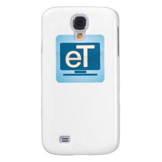 Productos oficiales del eduTecher Funda Para Galaxy S4