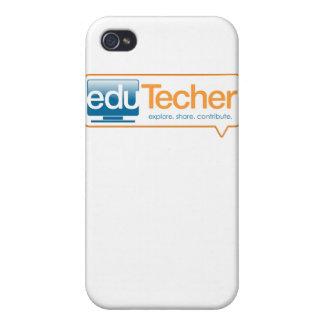 Productos oficiales del eduTecher iPhone 4 Funda