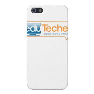 Productos oficiales del eduTecher iPhone 5 Carcasa