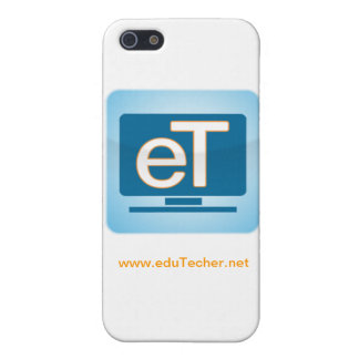 Productos oficiales del eduTecher iPhone 5 Funda