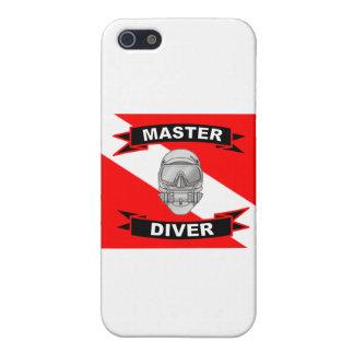 Productos principales del buceador iPhone 5 carcasa