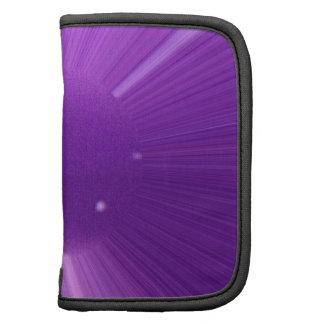 Productos púrpuras organizador
