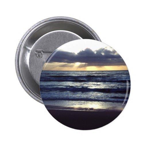 Productos temáticos del océano pin