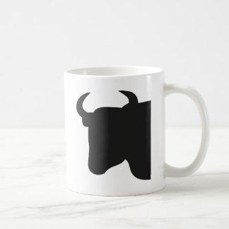 ¡Productos y diseños de Bull! Taza