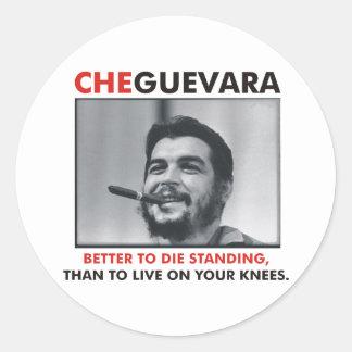 ¡Productos y diseños de Che Guevara! Pegatina Redonda