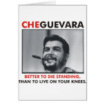 ¡Productos y diseños de Che Guevara! Tarjeta De Felicitación