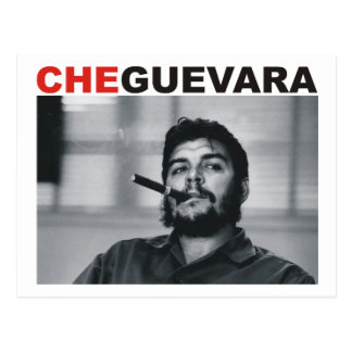 ¡Productos y diseños de Che Guevara! Tarjeta Postal