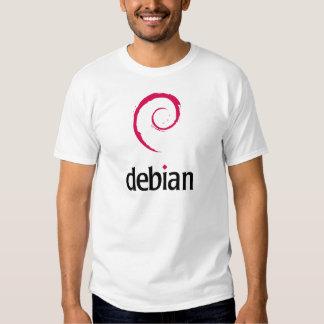 ¡Productos y diseños de Debian Linux! Camisas