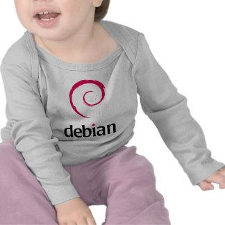 ¡Productos y diseños de Debian Linux! Camiseta