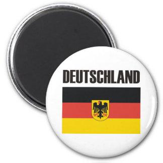 ¡Productos y diseños de Deutschland! Imán Redondo 5 Cm
