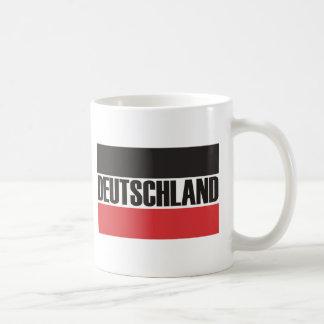 ¡Productos y diseños de Deutschland! Taza Básica Blanca