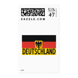 ¡Productos y diseños de Deutschland! Timbre Postal