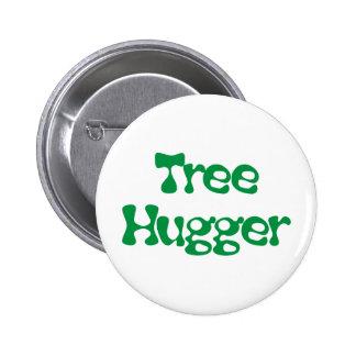 ¡Productos y diseños de Hugger del árbol! Pin Redondo 5 Cm