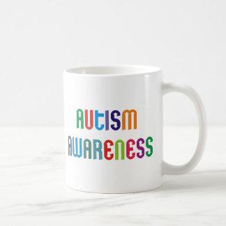 ¡Productos y diseños de la conciencia del autismo! Taza Clásica