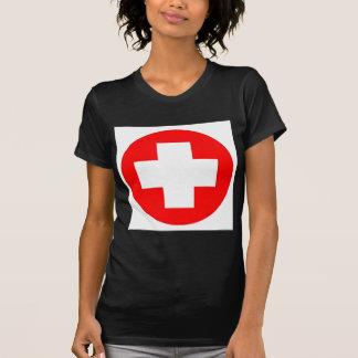 ¡Productos y diseños de la Cruz Roja! Playeras
