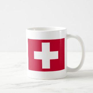 ¡Productos y diseños de la Cruz Roja! Taza Básica Blanca
