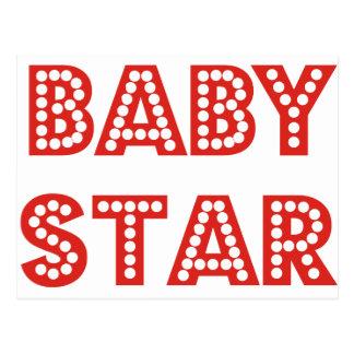 ¡Productos y diseños de la estrella del estallido, Postales
