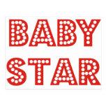 ¡Productos y diseños de la estrella del estallido, Tarjeta Postal